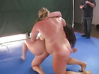 Chubby Catfight Girls