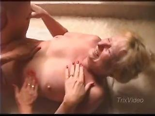 fetiche, lesbianas, vieja