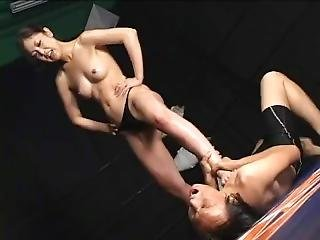 Japanese Muscle Mixed Wrestling