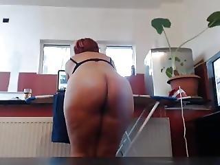 Amateur, Butt, Masturbation, Milf