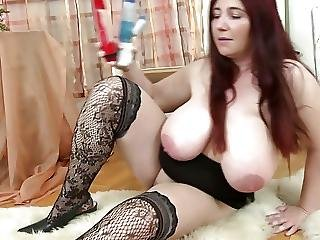 Gorgeous Busty MOMs With Hungry Pussies