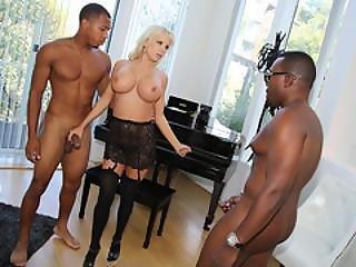 искусство, большой черный петух, большой член, большая синица, черный, блондинка, минет, грудастая, кончил, хуй, лицевой, хардкор, межрасовый, порнозвезда, чулок, тройка, рабочее место