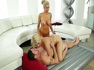 You Must Massage My Stepson - Nina Elle Cristi Ann Romeo Price
