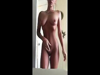 brésilienne, masturbation, publique