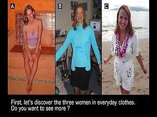 Make Your Choice 7 Which Of These 3 Women Would You Fuck