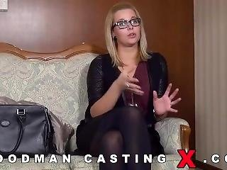 Blonde Czech Amazon Babe Tricked Into Rough Gangbang At Fake Casting Call
