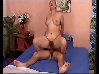 My Mom Knows Very Well How To Suck A Cock