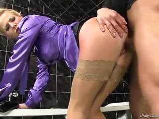 Nathaly Cherie Clothed Sex