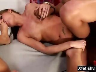 Hot Pornstar Piss And Cumshot