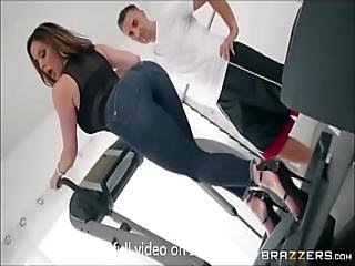 Personal Trainers Session 3 - Kendra Lust Keiran Lee Zznew.in