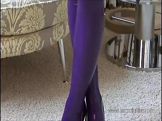 bambola, bionda, fetish, glamour, tacchi, tacchi alti, perversa, latex, modella, guanto, sexy, softcore, da sola