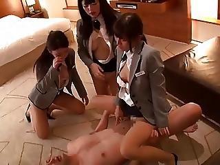 Japanese Office Ladies