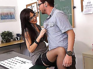 My Female Teacher Wishes To Have Sex With Me Fearsome-fearsome Hd Porn
