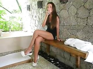 Julie Skyhigh Smoking 7 (js)