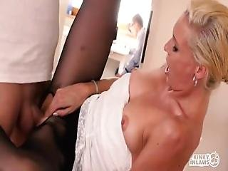 Milf Fuck When Son Is Studying