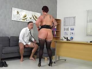 Harmony Reigns Gets Fucked By Her Boss