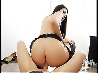 My Stepsister Takes My Virginity With Her Big Ass
