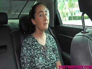 22 Year Old Catie First Porn Scene