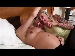 Pregnant Hottie Begs For Her Nipples To Be Sucked On