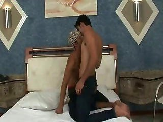 Handsome Gay Guy Gets His Tight Ass Pounded