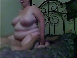Sexy Bbw And I Homemade Fucking