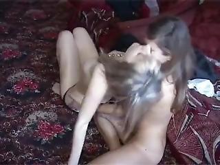 Two Russian Mistresses. Vika & Zhenya