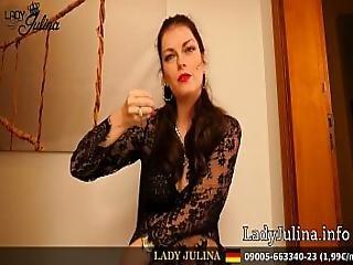 Joi Fuer Sklaven Poppers Sau German Mistress Lady Julina