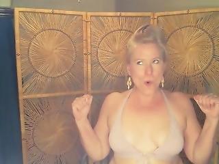 Milf Burps In Bikini