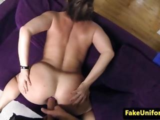 Real Amateur Assfucked Hard By Copper