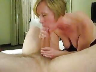 M I L F Mom Janet Works Her Sons Friend S Huge Cock