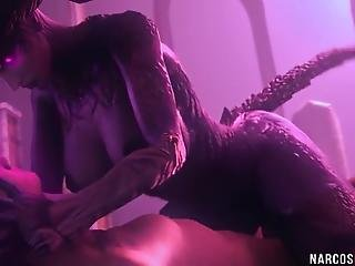Horny 3d Babes Get Pussy Drilled In Compilation