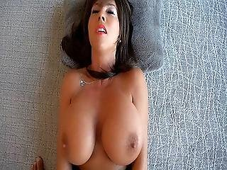 Fucking   Wife's Smoking Hot Sister And She Swallows Cum