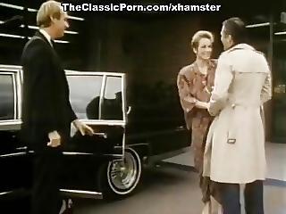Michelle Davy John Leslie Jamie Gillis In Classic Sex Clip