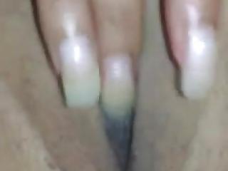 Sexy Native Pussy Rub