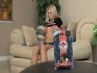 Sexy Blonde Sunni Mayweather 1