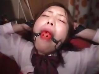 Japanese Bondage Play