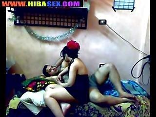 Amateur Arab Couple Stolen Sex Video