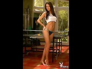 Angela Mclin Par Playmate X Fever