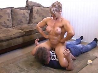 Muscle Milf Domination