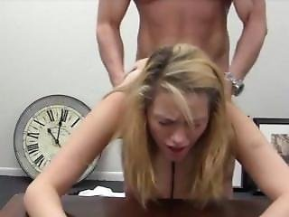blowjob College cutie