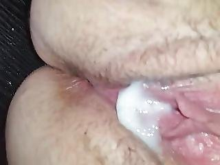 Cuckold Bbw Hotwife Vids Herself With Bbc Creampie