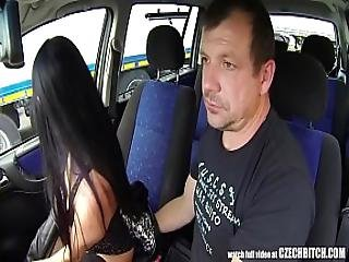 Homemade car sex creampie