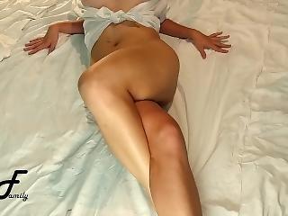 Double Crossed Legs Masturbation, Hands Free Female Orgasm ~dirtyfamily~