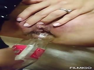 Anal Destroyer And Bottle Fuck Orgasm