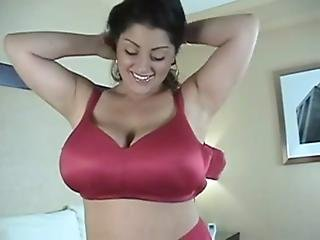 Dolly - Busty Arab Solo