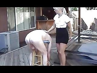 Caning Old Man
