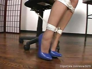 Vivian chen taped gagged - 3 part 10