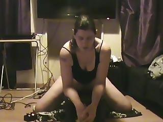 아마추어, 성숙한, 오르가슴, 섹스, Sybian, 장난감