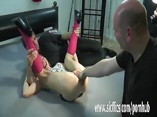 Fétiche, Fisting, Gangbang, Chatte, Maigre, Ados