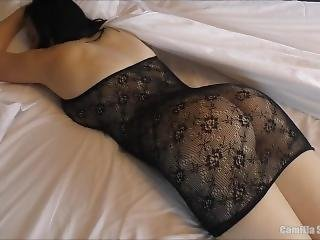 Wake Up Sex - Sexy Young Milf Is Fucked & Facialized Before Morning Coffee